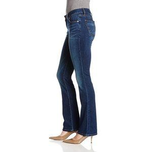Lucky Brand Mid Rise Lolita Boot Cut Jean